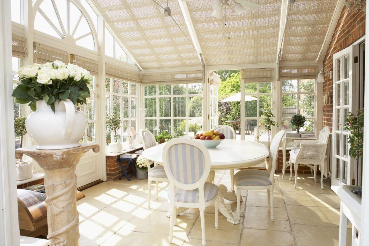 Aluminium veranda voordelen realisaties prijzen - Veranda ou uitbreiding ...