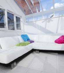 pvc verandabouw