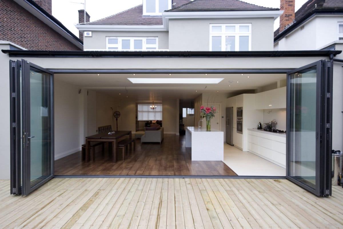 Openslaande Deuren Kosten : Veranda deuren mogelijkheden materialen prijzen